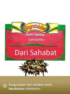 Papan Congratulation Surabaya 12