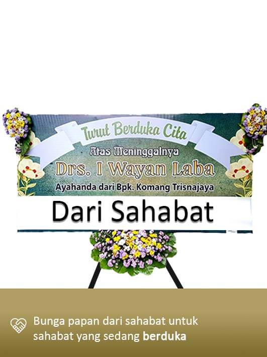 Papan Dukacita Denpasar Bali 09