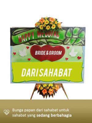Papan Wedding Makassar 01