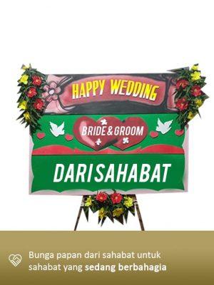 Papan Wedding Makassar 02