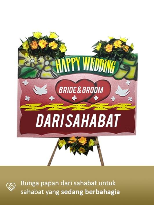 Papan Wedding Makassar 03