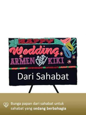 Papan Wedding Makassar 04