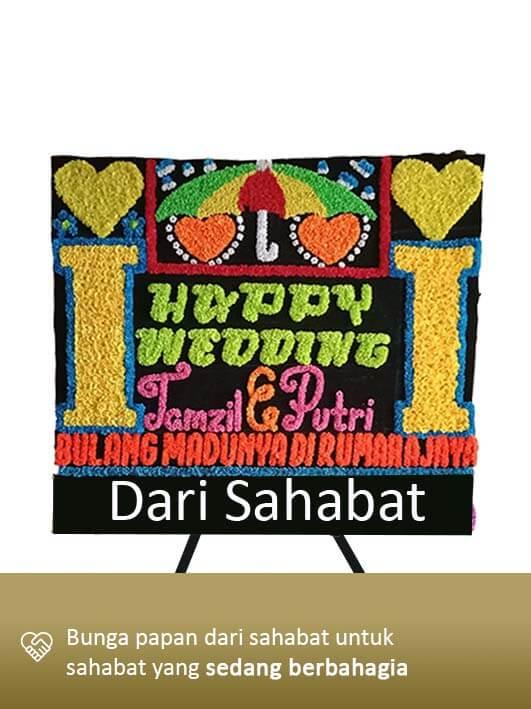 Papan Wedding Makassar 08