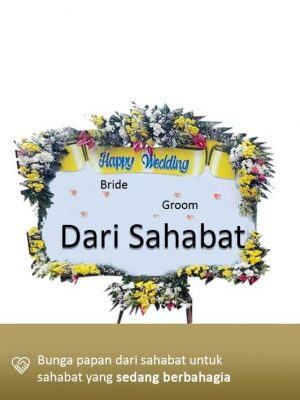 Papan Wedding Malang 02