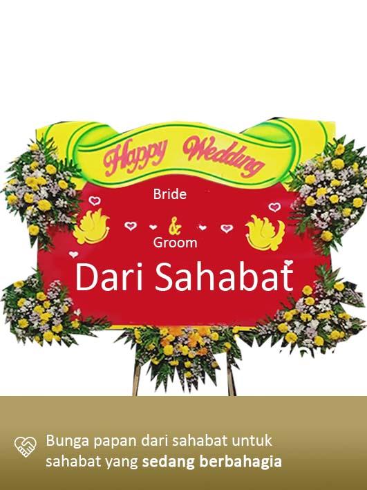 Papan Wedding Malang 04