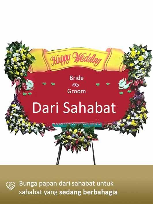 Papan Wedding Surabaya 05