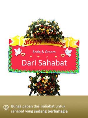 Papan Wedding Yogyakarta 01