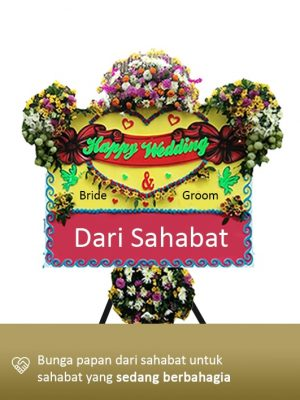Papan Wedding Yogyakarta 16