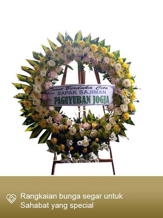Standing Flower Malang 01