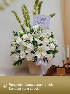 Flower Table Yogyakarta 01