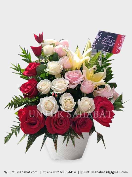 FlowerTable Medan 01