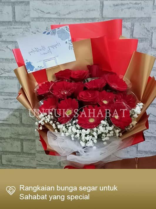 Handbouquet Jakarta 01