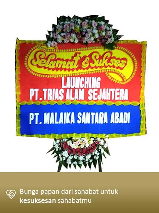 Karangan Bunga Congratulation 02