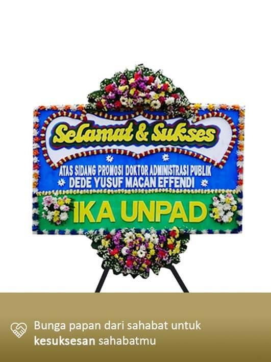 Karangan Bunga Congratulation Bandung 02