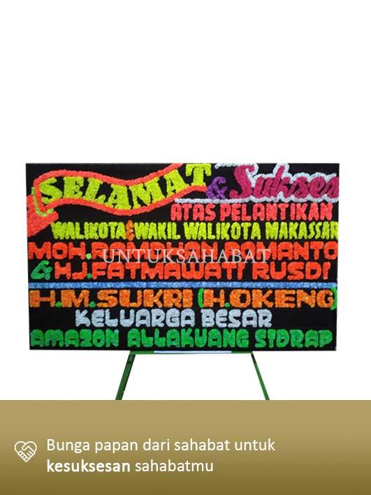 Karangan Bunga Congratulation Makassar 01