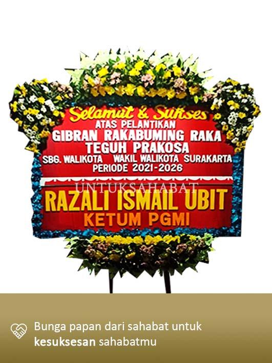 Karangan Bunga Congratulation Solo 01