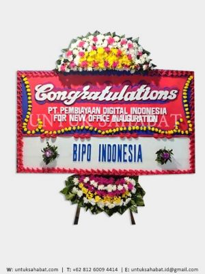 Karangan Bunga Congratulation Tangerang 01