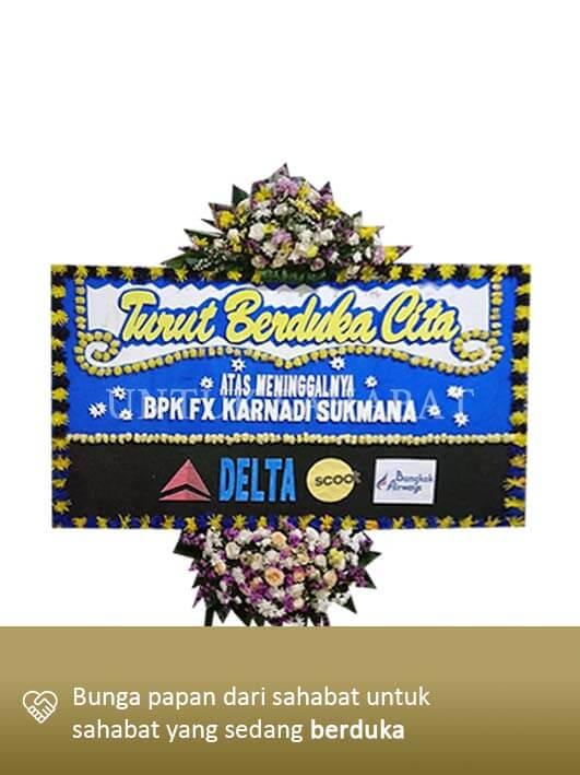 Karangan Bunga Dukacita Bandung 04