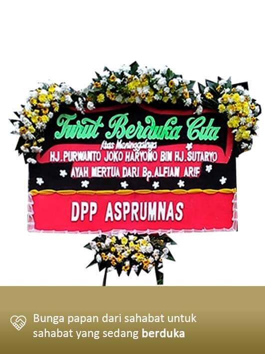 Karangan Bunga Dukacita Bekasi 01