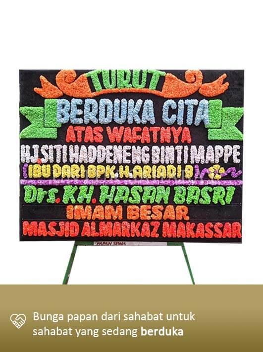 Karangan Bunga Dukacita Makassar 03