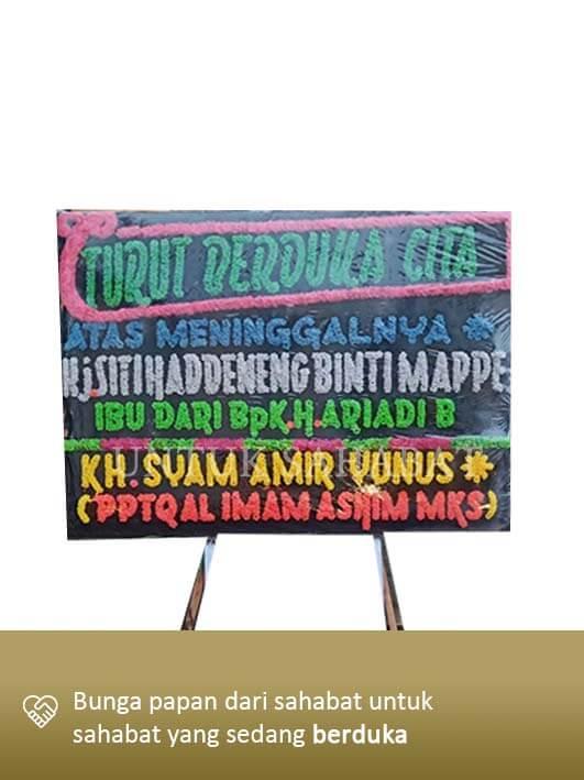 Karangan Bunga Dukacita Makassar 06