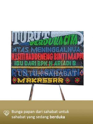 Karangan Bunga Dukacita Makassar 07