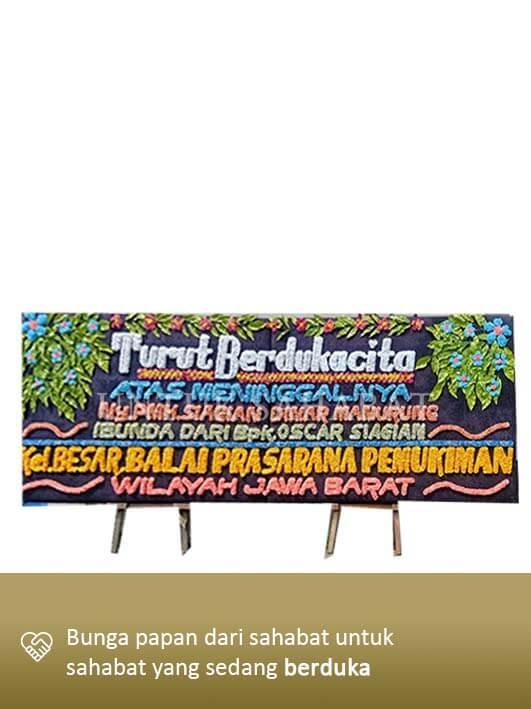 Karangan Bunga Dukacita Medan 25