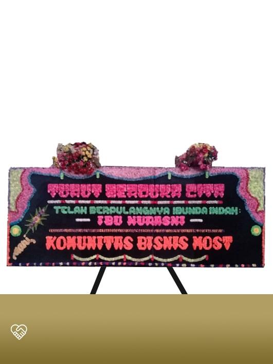 Karangan Bunga Dukacita Medan 26