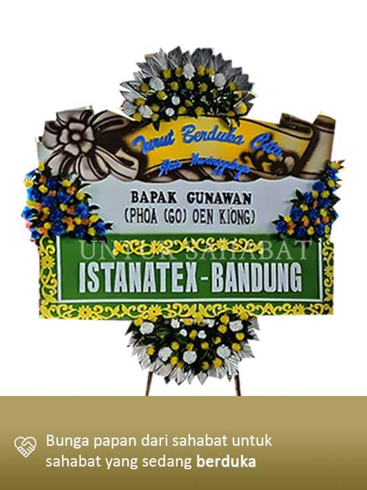 Karangan Bunga Dukacita Semarang 04