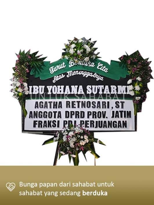 Karangan Bunga Dukacita Yogyakarta 02