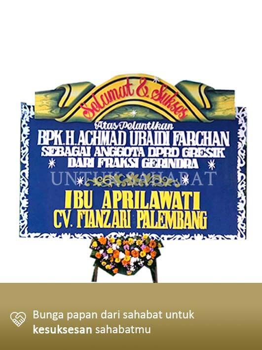 Karangan Congratulation Gresik 07