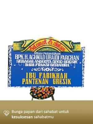Karangan Congratulation Gresik 08