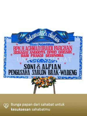 Karangan Congratulation Gresik 12