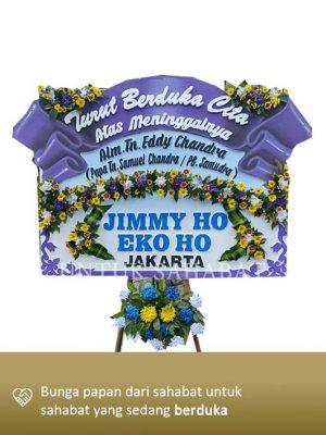 Karangan Dukacita Semarang 03