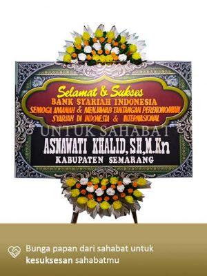 Papan Congratulation Semarang 19