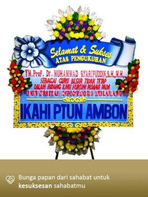 Papan Congratulation Semarang 20