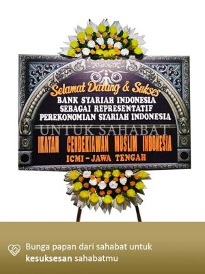 Papan Congratulation Semarang 22