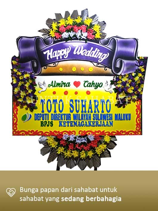 Papan Wedding Semarang 06