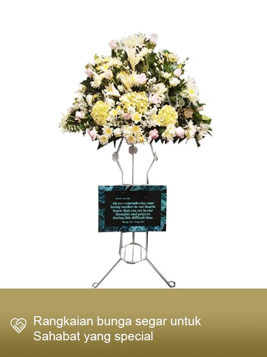 Bunga Standing Semarang 04