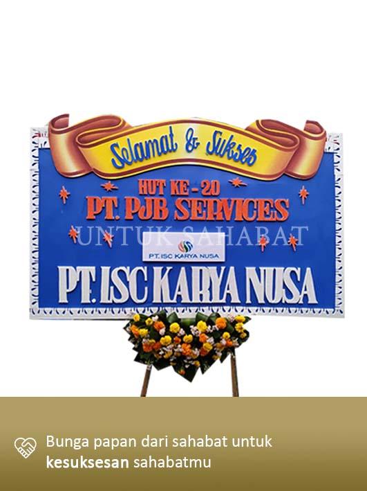 Karangan Bunga Congratulation Semarang 01