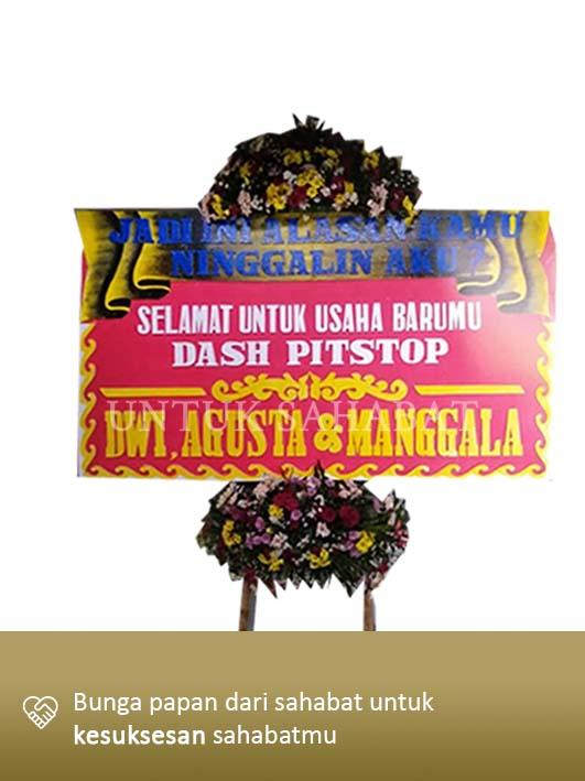 Karangan Bunga Congratulation Yogyakarta 02