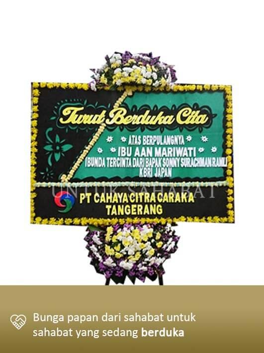 Karangan Bunga Dukacita Bandung 06