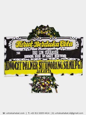 Karangan Bunga Dukacita Cirebon 01
