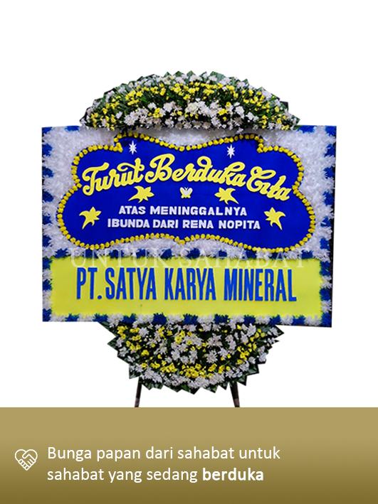 Karangan Bunga Dukacita Jakarta 06