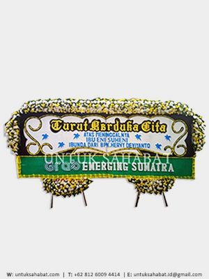 Karangan Bunga Dukacita Jakarta 07