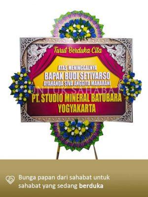 Karangan Bunga Dukacita Semarang 08