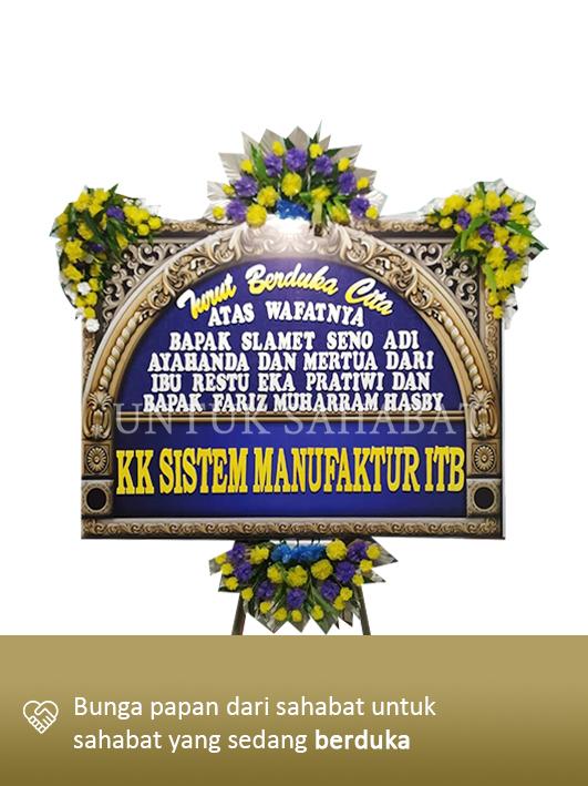Karangan Bunga Dukacita Semarang 10