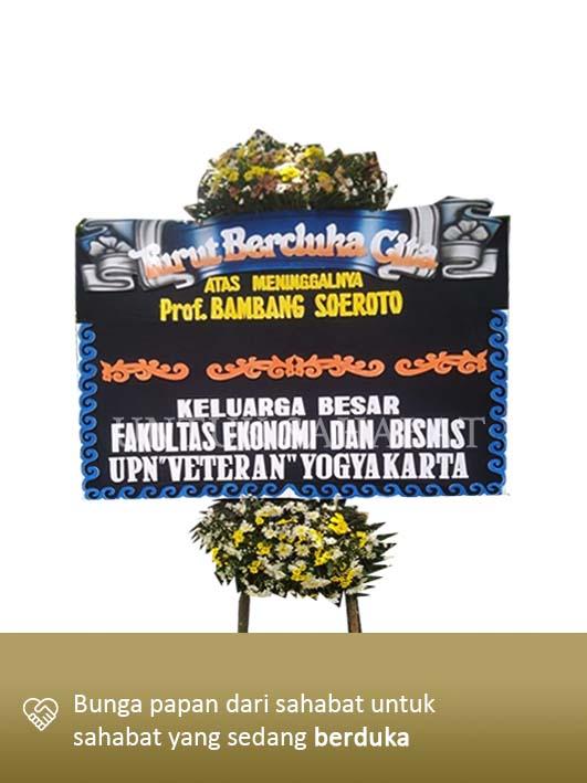 Karangan Bunga Dukacita Yogyakarta 13