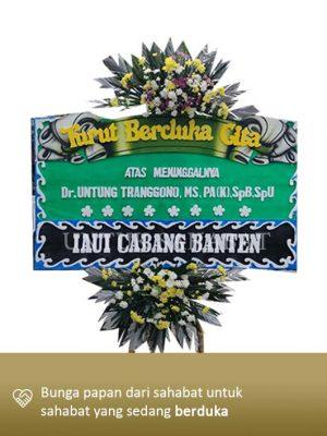 Karangan Bunga Dukacita Yogyakarta 14