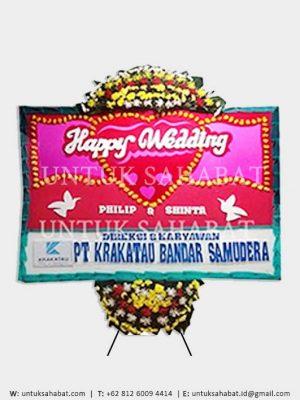 Karangan Bunga Wedding Jakarta 03
